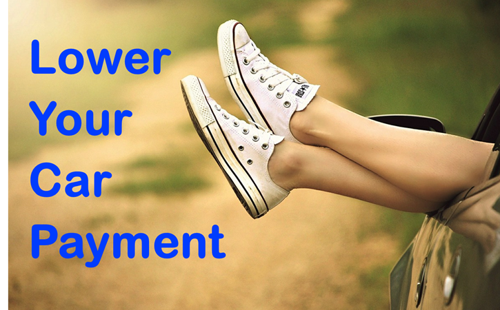 Lower your car payment!